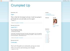 crumpledup.blogspot.com