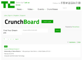 crunchboard.personforce.com