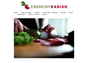 crunchyradish.squarespace.com