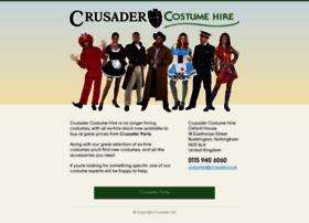 crusadercostumehire.co.uk