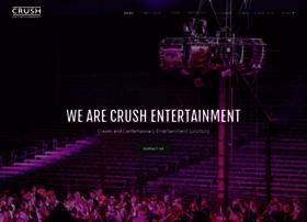 crushentertainment.com
