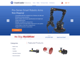 crustcrawler.com