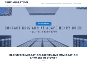 cruxmigration.com.au