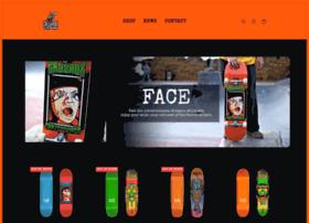cruzadeskateboards.com