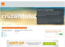 cruzandofronteras.com.co
