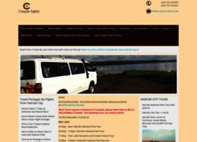 cruzeiro-safaris.com