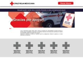 cruzrojadonaciones.com