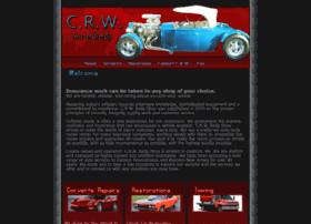crwautobody.com