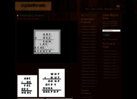 cryptarithmetic.wordpress.com
