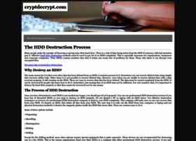 cryptdecrypt.com