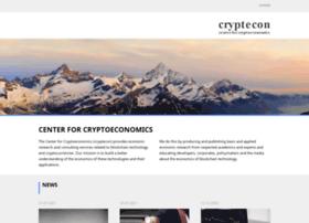 cryptecon.org