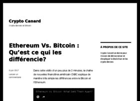 cryptocanard.com