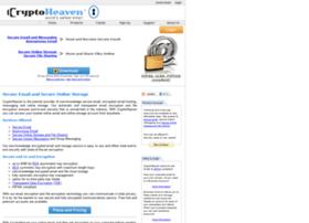 cryptoheaven.com