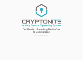 cryptonite.com