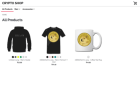 cryptoshop.spreadshirt.com