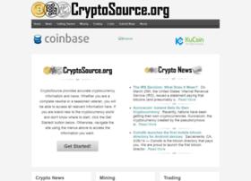 cryptosource.org