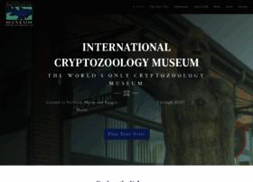 cryptozoologymuseum.com
