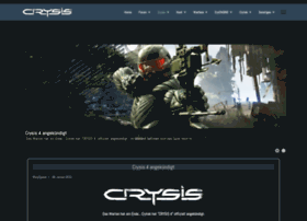 crysis.4thdimension.info