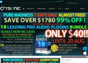 crysonic.com