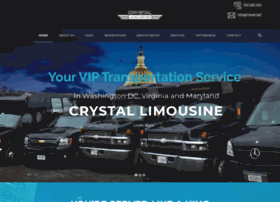 crystal-limousine.com