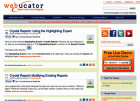 crystal-reports.blogs.webucator.com