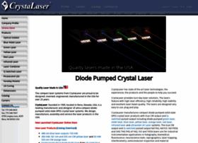 crystalaser.com