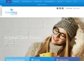 crystalcleareyecare.com