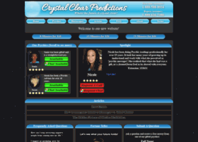 crystalclearpredictions.com