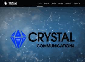 crystalcommunications.net