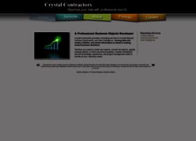 crystalcontractors.com