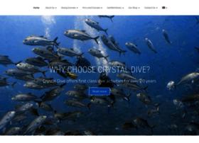 crystaldive.com