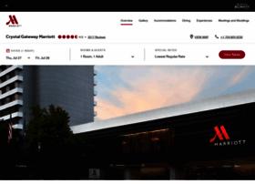 crystalgatewaymarriott.com