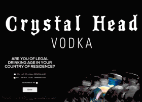 crystalheadvodka.com