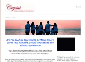 crystalholistichealth.coachesconsole.com
