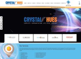 crystalhues.com