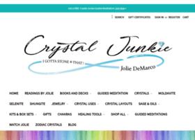 crystaljunkie.com