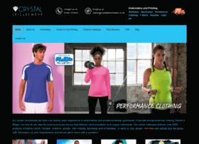 crystalleisurewear.co.uk
