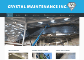 Crystalmaintenance.com