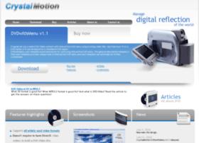 crystalmotion.com