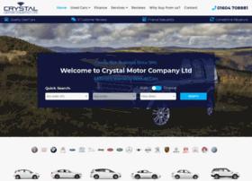 crystalmotorcompany.co.uk