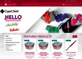 crystalnailsireland.com