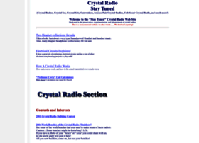 crystalradio.net