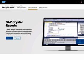 crystalreports.com