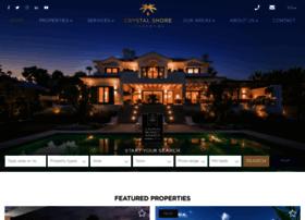 crystalshore-properties.com
