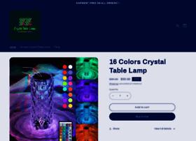 crystaltablelamp.com