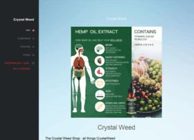 crystalweed.com