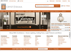 crystorama.lightingdirect.com