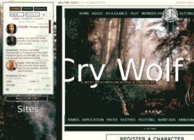 crywolf.jcink.net