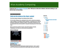cs-blog.khanacademy.org