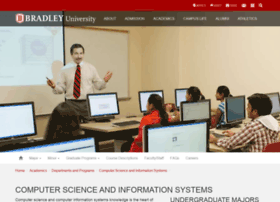cs-is1.bradley.edu